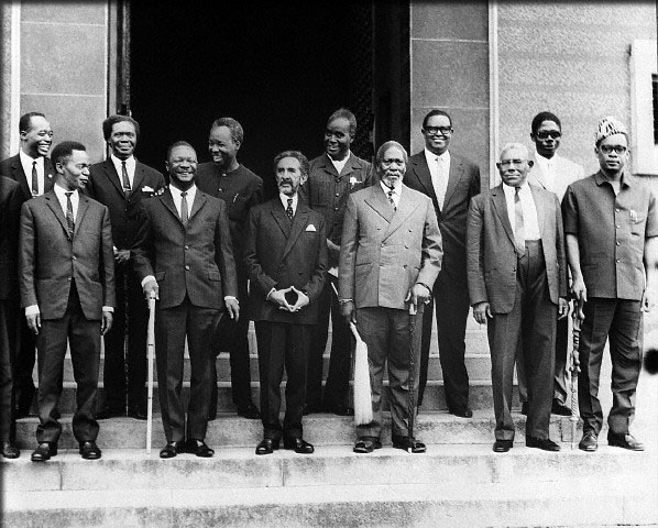 OAU - Haile Selassie father of Africa • Ethiopian News Forum